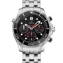 Omega Seamaster Diver 300 M Acier Noir