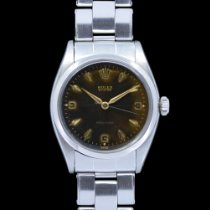 Rolex Oyster Precision 6422 Very good Steel 34mm Manual winding