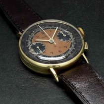 Marvin Yellow gold 36mm Manual winding pre-owned