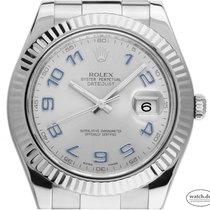 Rolex Datejust II 116334 2015 gebraucht