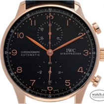 IWC Portuguese Chronograph IW3714 2004 pre-owned