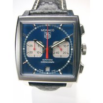 Heuer Steel 38mm Automatic pre-owned