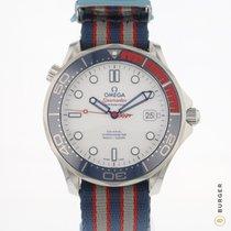 欧米茄 Seamaster Diver 300 M 钢 41mm 白色