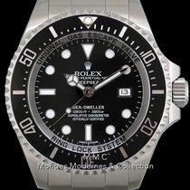 Rolex Sea-Dweller Deepsea Acier 44mm Noir France, Paris