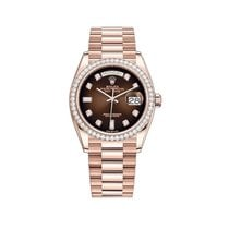 Rolex Day-Date 36 Rose gold 36mm United States of America, New York, New York