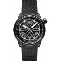 Bomberg CT43APBA.21-1.11, Bomberg, BB 01 Automatic Black nou