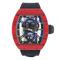 Richard Mille RM 52-01 Carbon RM 052 47mm new