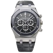Audemars Piguet Royal Oak Chronograph Сталь 41mm Cерый Без цифр Россия, Москва