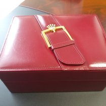 Rolex Day-Date 72.00.01 ROLEX LEATHER BOX Very good