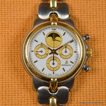 Bertolucci Gold/Steel 40mm Manual winding 96.04 pre-owned United States of America, Oregon, Portland