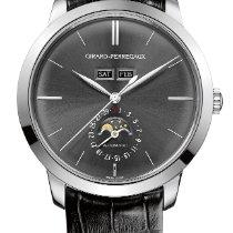 Girard Perregaux 1966 White gold 40mm Grey