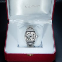 Cartier Steel 37mm Automatic 2510 pre-owned