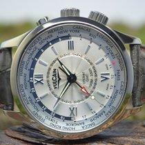 Vulcain Stahl 42mm Automatik 100108.141 / Code: 6199 Deutschland, Hamburg
