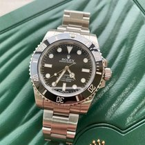 Rolex Submariner (No Date) Steel 40mm Black No numerals Malaysia, Malaysia