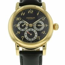 Montblanc Steel Automatic 38mm pre-owned