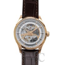 Hamilton Jazzmaster Viewmatic Steel 40mm Transparent