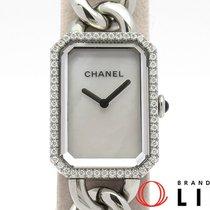 Chanel Première Acier 28mm Blanc