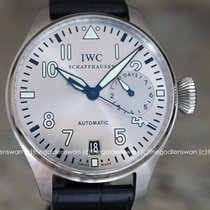 IWC Steel Automatic Silver Arabic numerals 46mm new Big Pilot