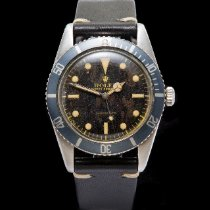 Rolex Steel 37mm Automatic 6205 pre-owned