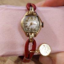 Wittnauer Damenuhr 20mm Handaufzug gebraucht Nur Uhr 1930