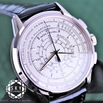 Patek Philippe Chronograph White gold 40mm White United States of America, New York, New York