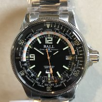 Ball Engineer Master II Diver Acero 42mm Negro Arábigos