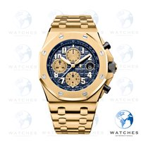 Audemars Piguet Royal Oak Offshore Chronograph 26470BA.OO.1000BA.01 2019 nouveau