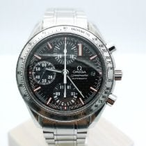 Omega Speedmaster Racing pre-owned 39mm Black Chronograph Date Steel