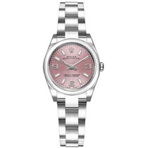 Rolex Oyster Perpetual 26 Steel 26mm Pink No numerals United States of America, New York, New York