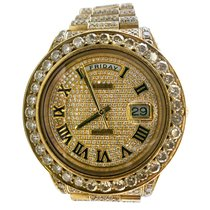 Rolex Day-Date II Yellow gold 41mm Roman numerals United States of America, New York, NEW YORK CITY