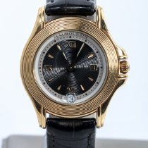 Mauboussin Yellow gold 37mm Automatic Mauboussin R.02458 pre-owned United States of America, Nevada, Las Vegas