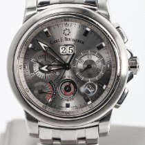 Carl F. Bucherer Steel 44mm Automatic 00.10623.08.63.21 pre-owned United States of America, Nevada, Las Vegas
