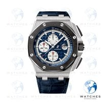 Audemars Piguet 26401PO.00.A018CR.01 Platine 2016 Royal Oak Offshore Chronograph 44mm occasion