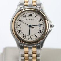 Cartier Cougar Gold/Steel 33mm White Roman numerals United States of America, Nevada, Las Vegas