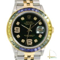Rolex 16233 Gold/Steel Datejust 36mm pre-owned United States of America, California, Los Angeles