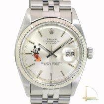 Rolex Datejust Steel 36mm Silver No numerals United States of America, California, Los Angeles