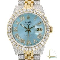 Rolex 16013 Gold/Steel Datejust 36mm pre-owned United States of America, California, Los Angeles