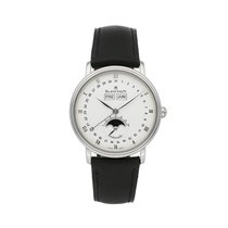 Blancpain Villeret Quantième Complet Steel 37.6mm White Roman numerals United States of America, Pennsylvania, Bala Cynwyd
