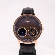 Dewitt Rose gold Automatic AC.OUT.004 pre-owned
