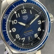 TAG Heuer Steel 42mm Automatic WBE5116.EB0173 new