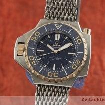 Omega Seamaster PloProf Titane 55mm Bleu