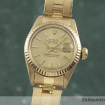 Rolex Remontage automatique Or 26mm occasion Lady-Datejust