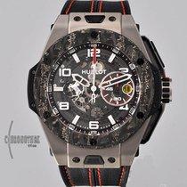 Hublot Big Bang Ferrari Titanium 45mm Zwart