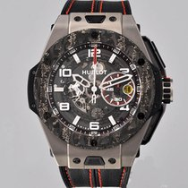 Hublot Big Bang Ferrari Titanio 45mm Negro