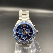 TAG Heuer Formula 1 Quartz Steel 43mm Blue