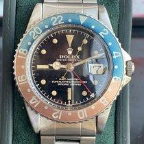 Rolex 1675 Acier 1950 GMT-Master 40mm occasion France, nice