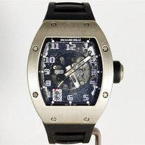 Richard Mille RM 010 White gold 48mm Transparent Arabic numerals