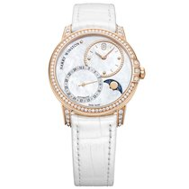 Harry Winston Rose gold 36mm Automatic MIDAMP36RR001 new