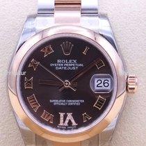 Rolex Lady-Datejust nuevo 2018 Automático Reloj con estuche y documentos originales 178241