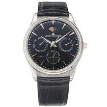 Jaeger-LeCoultre Master Ultra Thin Perpetual Acero 39mm Negro